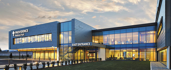 Tech Works Clinic Call System Integrated into Spokane's Ultra-Modern Providence Medical Park