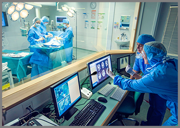Cath Lab Procedure Room Tech Works