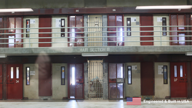 California Prison Relies on Tech Works