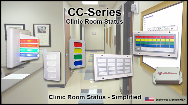Tech Works CC-Series Provides State-of-the-Art Communications for Healthcare Facilities